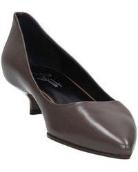 Brigitte Bardot - Q83-tr Heels Women's Court Shoes In Beige - Lyst