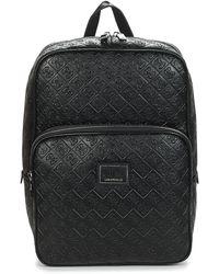 Guess Rugzakken Dan Logo Backpack - Zwart