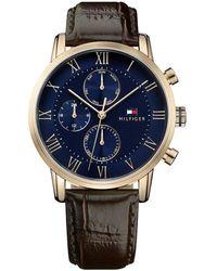 Tommy Hilfiger Reloj analógico 1791399 - Marrón