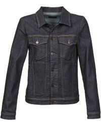 JOSEPH Eden Women's Denim Jacket In Blue