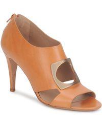 Kalliste FLORA Boots - Marron