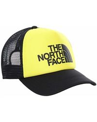 The North Face Pet Gorra Color Negro Fm3ky4 - Geel