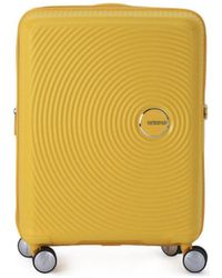 Samsonite Taschen AMERICAN TOURISTER 001 SOUNDBOX SPINNER 5520 TX - Gelb