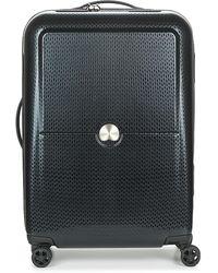 Delsey Turenne Cab 4r 55cm Hard Suitcase - Black