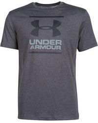 Under Armour Camiseta GL FOUNDATION SS - Gris