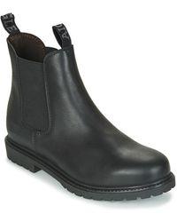 Aigle Boots - Noir