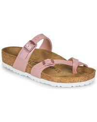 Birkenstock Slippers Mayari - Roze