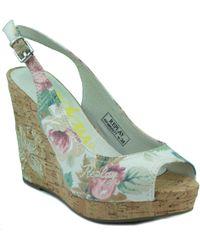Replay - Seline Women's Sandals In Beige - Lyst