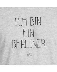 Civissum I bin ein berliner Tee / classic T-shirt - Gris