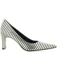 Elizabeth Stuart - Escarpins cuir serpent Chaussures escarpins - Lyst
