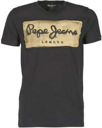 Pepe Jeans CHARING - Negro