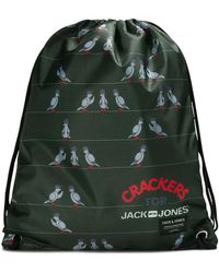 Jack & Jones Jack Jones 12120834 Gymbag Shoulder Bag - Blue