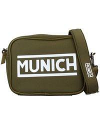 Munich CROSSOVER MINI FLOW Sac Bandouliere - Vert