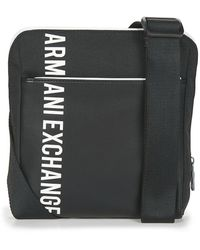 Armani Exchange Sacoche - Noir