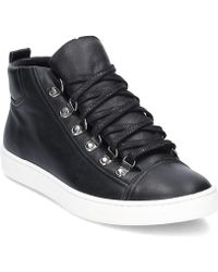 Gino Rossi - Mariko Women's Shoes (high-top Trainers) In Black - Lyst