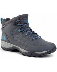 The North Face Storm Strike 2 WP Chaussures - Bleu