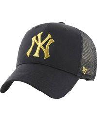 47 Brand Pet Mlb New York Yankees Branson Cap - Zwart