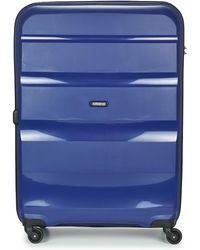 American Tourister Bon Air 75cm 4r Hard Suitcase - Blue