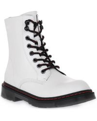 Dockers 500SYNTETIC WEISS Boots - Blanc