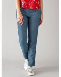Harris Wilson EGYPTE femmes Pantalon en bleu