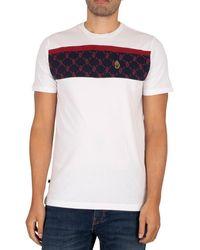 Luke 1977 T-shirt T-shirt Lions Den - Blanc