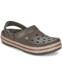 Crocs™ Zuecos CROCBAND - Verde