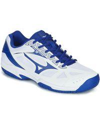 Mizuno Sportschoenen Cyclone Speed - Wit