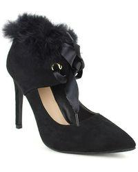 Cendriyon Escarpins Noir Chaussures Femme Chaussures escarpins