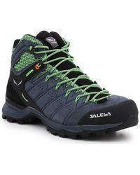 Salewa MS Alp Mate Mid WP Chaussures - Multicolore