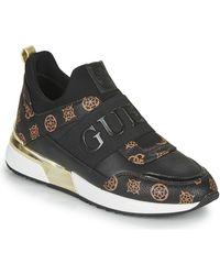 Guess Sneakers Basse Maygin - Nero