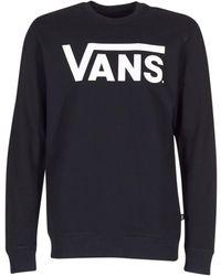 Vans Sweatshirt Classic Crew Ii - Wit