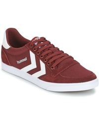 Hummel Baskets - Rouge