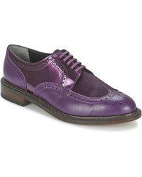Robert Clergerie ROEL femmes Chaussures en violet