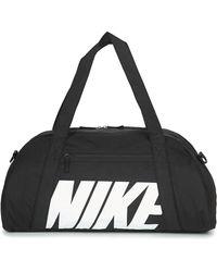 Nike Sporttas Women's Gym Club Training Duffel Bag - Zwart