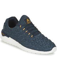 ASFVLT Sneakers SPEED SOCKS femmes Chaussures en bleu