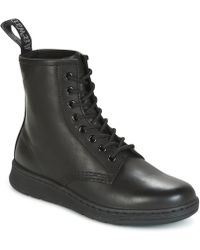 Dr. Martens - NEWTON BTS femmes Boots en Noir - Lyst