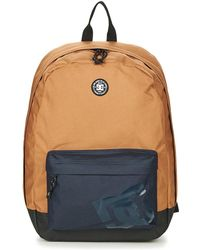 DC Shoes   Backstack Women's Backpack In Brown   Lyst