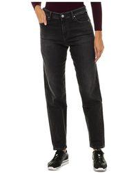 Armani Jeans Pantalon long Jeans - Gris