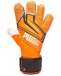 PUMA Gants Ultra Grip 3 RC Niño - Orange