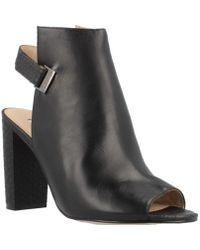 Guess - Fl2bae Lea09 Women's Sandals In Black - Lyst