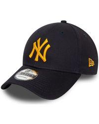 KTZ Casquette 9FORTY League Essential Ny Yankees Casquette - Bleu