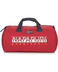 Napapijri Beiring Travel Bag - Red
