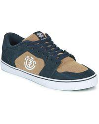 Element Lage Sneakers Heatley - Blauw
