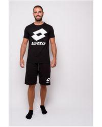 Lotto Leggenda T-shirt - Noir