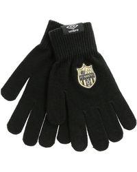 Umbro Handschuhe GANTS - Mettallic