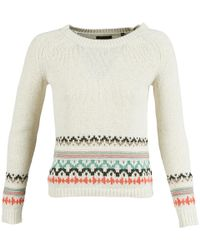 Marc O'polo - Elliot Women's Sweater In Beige - Lyst