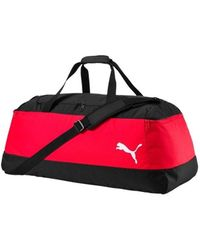 PUMA Pro Training Ii Large Sports Bag - Red