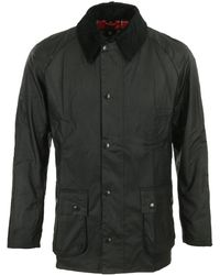 Barbour Parka Jas Beaufort Jacket - Zwart