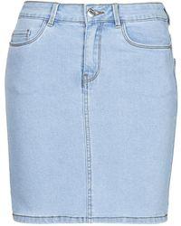 Vero Moda Jupes - Bleu