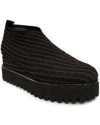 United Nude Mocassins Chaussures - Noir